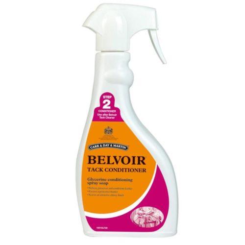 Belvoir Tack Cleaner preparat pielęgnacji skóry 500ml